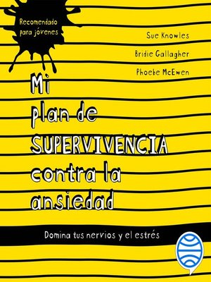 cover image of Mi plan de supervivencia contra la ansiedad