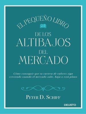 cover image of El pequeño libro de los altibajos del mercado