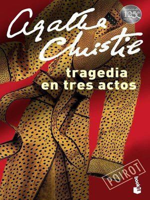 cover image of Tragedia en tres actos