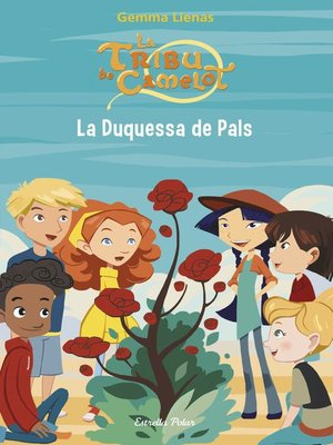 cover image of La duquessa de Pals