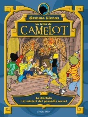 cover image of La Carlota i el misteri del passadís secret