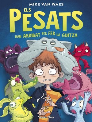 cover image of Els pesats
