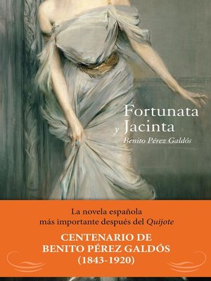 cover image of Fortunata y Jacinta