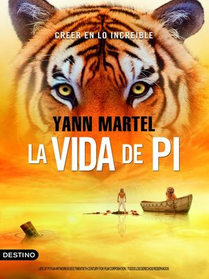 cover image of La vida de Pi