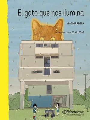 cover image of El gato que nos ilumina