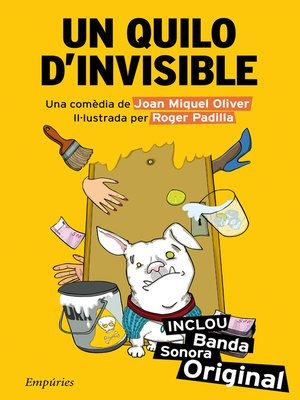 cover image of Un quilo d'invisible