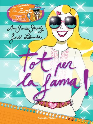 cover image of Tot per la fama!