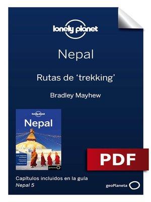 cover image of Nepal 5_7. Rutas de 'trekking'