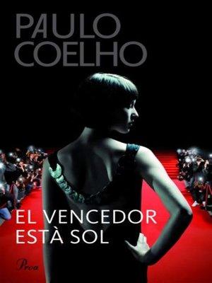 cover image of El vencedor està sol