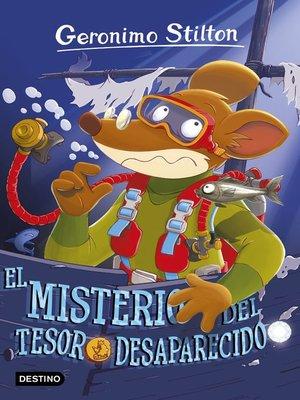 cover image of El misterio del tesoro desaparecido