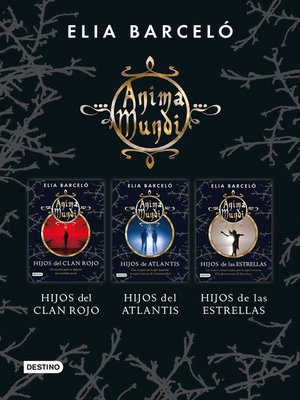 cover image of Anima Mundi (pack)