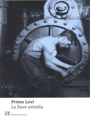 cover image of La llave estrella