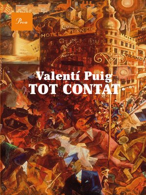 cover image of Tot contat