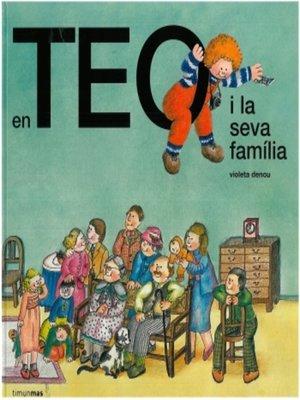 cover image of En Teo i la seva família