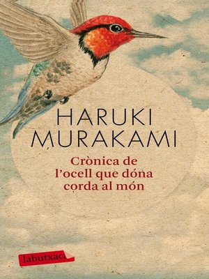 cover image of Crònica de l'ocell que dóna corda al món