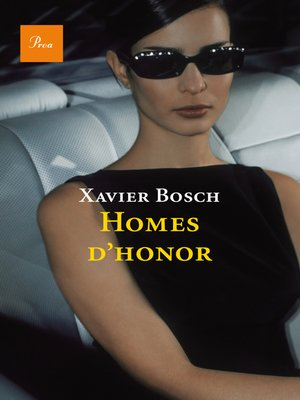 cover image of Homes d'honor