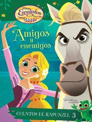 cover image of Enredados. Otra vez. Cuentos de Rapunzel 3