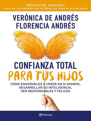 cover image of Confianza total para tus hijos
