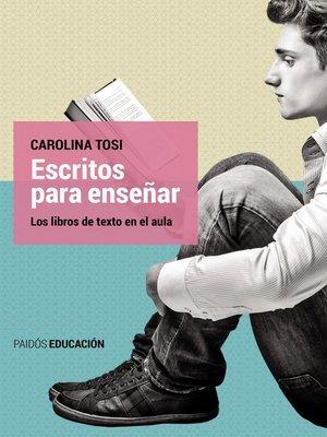 cover image of Escritos para enseñar