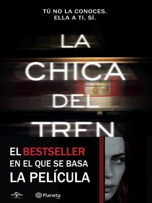 cover image of La chica del tren (Edición mexicana)