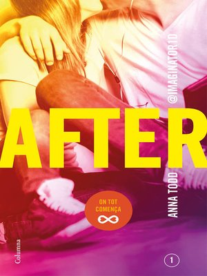 cover image of After (Sèrie After 1) (Edició en català) (Edició dedicada Sant Jordi 2015)