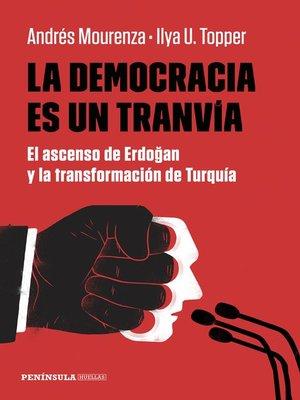 cover image of La democracia es un tranvía