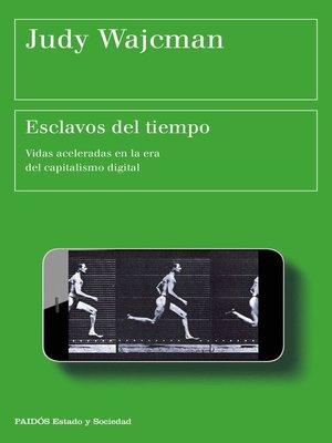 cover image of Esclavos del tiempo