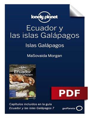 cover image of Ecuador y las islas Galápagos 7_9. Islas Galápagos