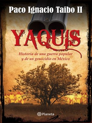 cover image of Yaquis
