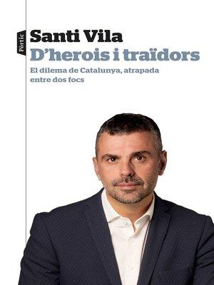 cover image of D'herois i traïdors