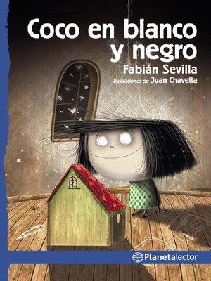 cover image of Coco en blanco y negro