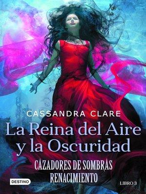 cover image of La reina del aire y la oscuridad (Edición mexicana)