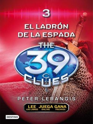 cover image of El ladrón de espadas