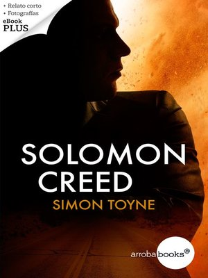 cover image of Solomon Creed