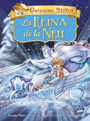 cover image of La reina de la neu