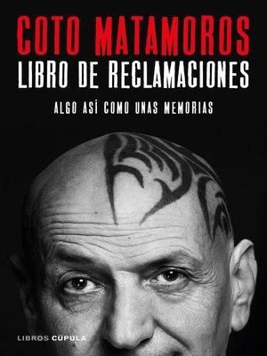 cover image of Libro de reclamaciones