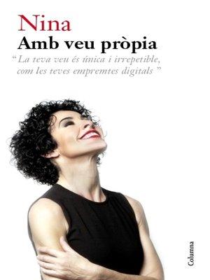 cover image of Amb veu pròpia