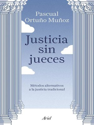cover image of Justicia sin jueces