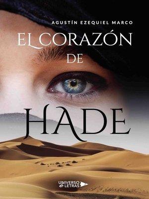 cover image of El corazón de Hade