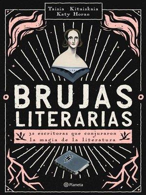 cover image of Brujas literarias