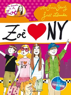 cover image of La Zoè a Nova York