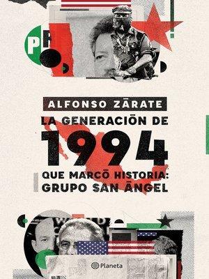 cover image of La generación de 1994 que marcó historia