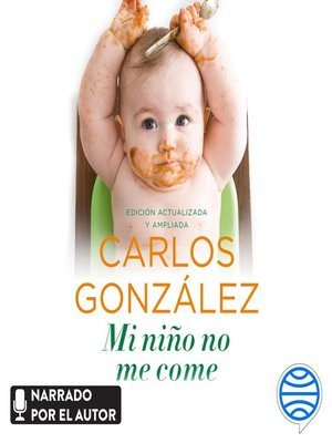 cover image of Mi niño no me come