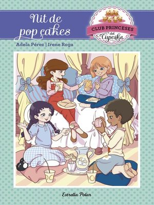 cover image of Nit de pop cakes