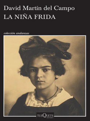 cover image of La niña Frida