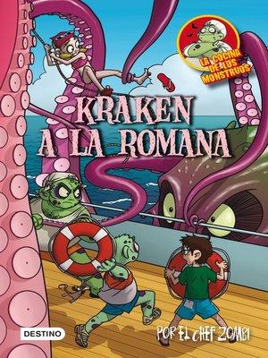cover image of Kraken a la romana