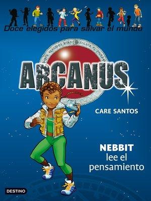 cover image of Nebbit lee el pensamiento