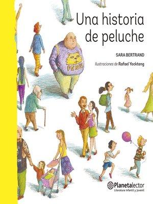 cover image of Una historia de peluche