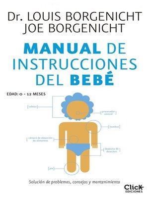 cover image of Manual de instrucciones del bebé