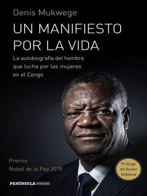cover image of Un manifiesto por la vida